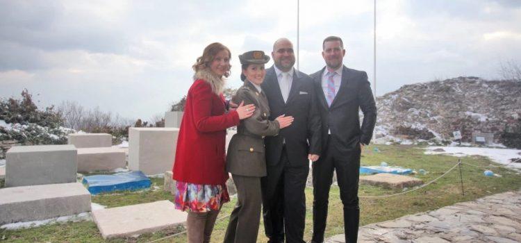 Prva žena časnica HV-a UDALA SE NA OLTARU DOMOVINE, poziva i druge časnice da to učine