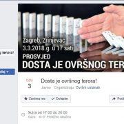 SUTRA PROSVJED NA ZRINJEVCU: Hrvatska U RATU NIJE IZGUBILA TOLIKO LJUDI koliko od ovrha u jednoj godini!