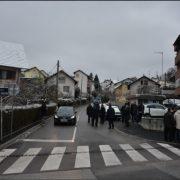 Osim Radničke, OBNAVLJAJU I ČRNOMEREC: Otvorena obnovljena Ulica Josipa Šabana