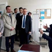 Hrvatski državni tajnici u Središnjoj Bosni u školama, samostanu, muzeju… koje pomaže Vlada RH