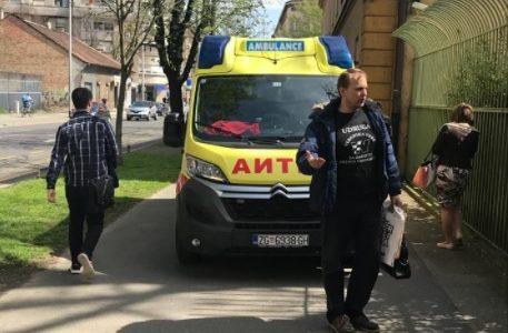 Darku Granosi, DRAGOVOLJCU i AKTIVISTU kojega tuže RBA zadruge, POZLILO U SUDNICI, intervenirala HITNA!