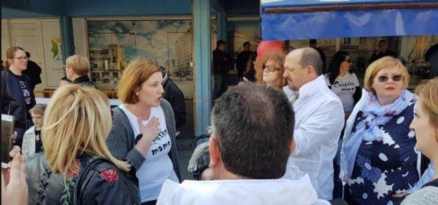 Dok Plenković disciplinira HDZ, Brodske mame pitaju: TKO JE 'OTROVAO' VODU i zašto nikoga nije briga za zdravlje djece?!