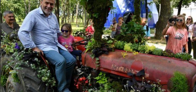 CVJETNA RAPSODIJA NA BUNDEKU: Otvoren Floraart, najljepša vrtna izložba na otvorenom u Europi