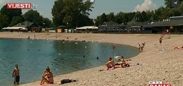 MISTERIOZNO UTAPANJE NA JARUNU: Plivao šest metara od obale i nestao s površine; preminuo u bolnici