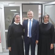 PROJEKTI ZA OPSTANAK HRVATSKOG NARODA: Milas i suradnici u posjetu Jajcu i Varešu