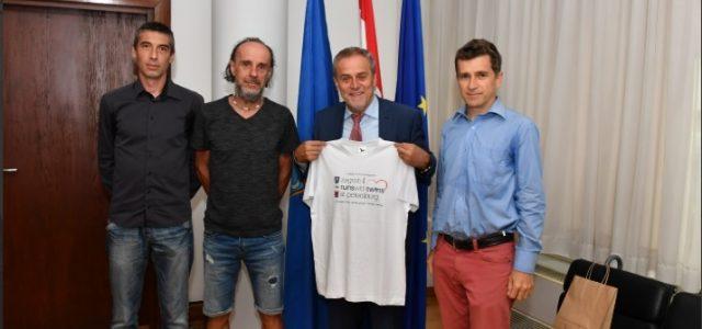 RAZMJENA MARATONACA: Atletičari povezuju Zagreb i St. Petersburg