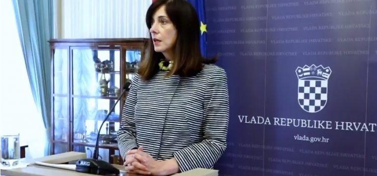 Ministrica Divjak NE GOVORI ISTINU! Zašto opstruira Fakultet hrvatskih studija Sveučilišta u Zagrebu?