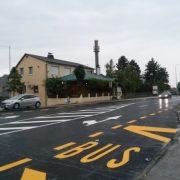RADOVI KOD ROTORA Završena obnova kolnika Remetinečke ceste