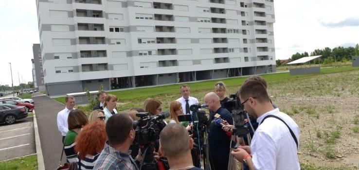 NOVI STANOVI U NAJAM: Kreće primopredaja gradskih stanova u Podbrežju