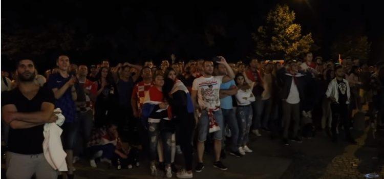 NJEMAČKI TRGOVI KAO JELAČIĆ PLAC: Još veći spektakl Hrvati pripremaju za utakmicu s Francuskom