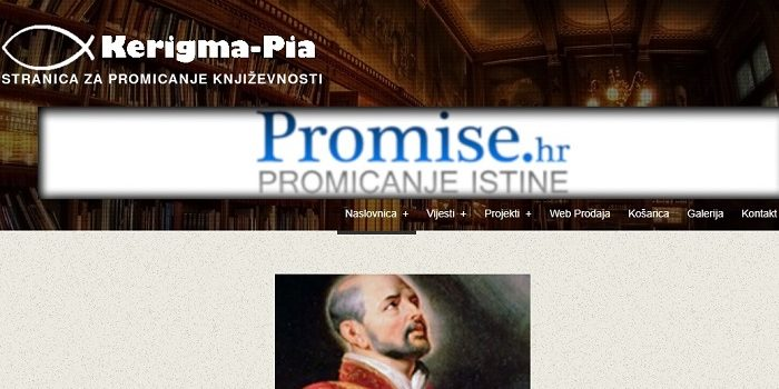 Pokrenut NOVI PORTAL ZA KULTURU – Kerigma-Pia.hr, specijaliziran za književnost