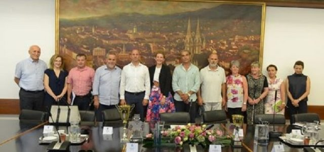 Gradonačelnik Raba u Zagrebu uči o organizaciji vrhunskog Adventa