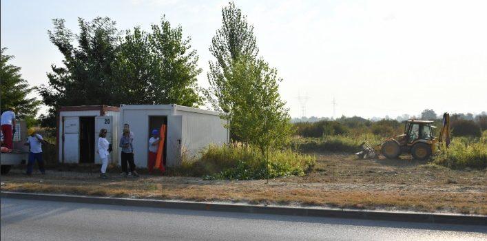 Otvoreno RECIKLAŽNO DVORIŠTE na Čulinečkoj, sadrži 35 kontejnera za raznovrsni otpad