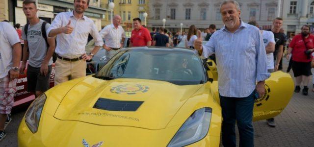 I Zagreb se opet uključio u humanitarnu vožnju oldtimerima Rally for Heroes