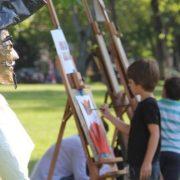 Zadnjih dana raspusta – BESPLATNI kreativni festival za djecu u parku u centru grada