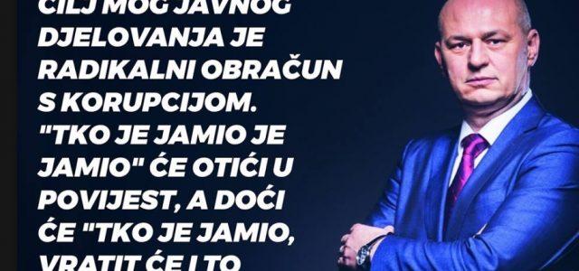 Ma kakav Glavašević?! Smisao Kolakušićeva ulaska u politiku bit će ISTREBLJENJE KORUPCIJE iz sudstva i politike
