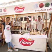 Na Jelačićevom trgu otvoren festival veganske prehrane – ZeGeVeGe