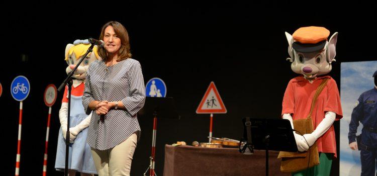POŠTUJTE NAŠE ZNAKOVE: Prvašići u Lisinskom kroz igru učili o prometu