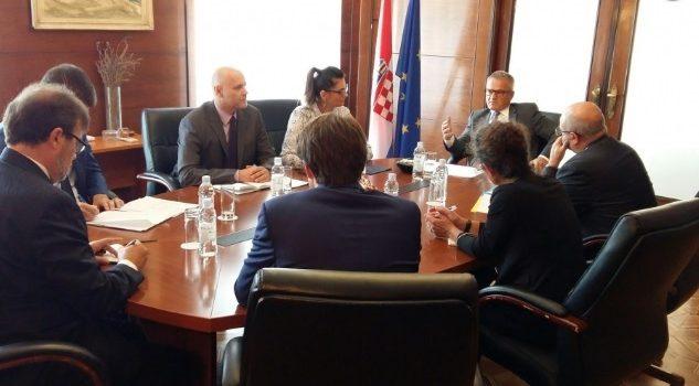 Susret s povjerenikom OESS-a za nacioanalne manjine: Ukazali na položaj Hrvata u Italiji i Sloveniji