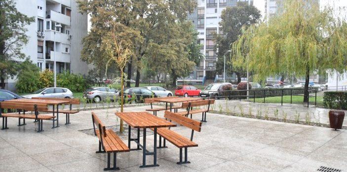 Uređen najstariji trg u Novom Zagrebu – koji nosi ime po novinarki Ani Rukavini