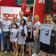 BORBA PROTIV RAKA: Humanitarnom prodajom majica najavili utrku Terry Fox Run