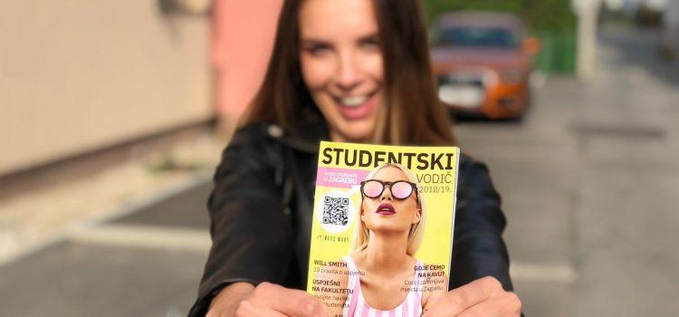 BESPLATNO: U novom Studentskom vodiču i upute gdje studenti mogu UPOZNATI CURU, a studentice DEČKA