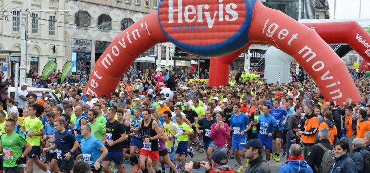 VAŽNO: Zbog Zagreb maratona ZATVARA SE SAV PROMET u mnogim ulicama u centru grada!