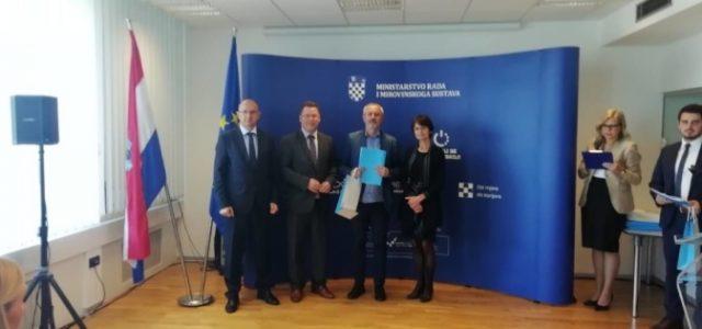 Za zapošljavanje, obrazovanje i jačanje socijalnog dijaloga iz EU fonda Hrvatskoj dodijeljeno 75,9 milijuna kuna