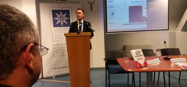 NÜRNBERG Predstavljanje šokantne knjige Tade Jurića: Hrvati odlaze zbog nepravde, DOSTA IM JE SVEGA