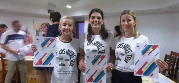 IZAZOVI SUVREMENE NASTAVE: Zagrebački učitelji razmjenjivali znanja i iskustva s europskim kolegama