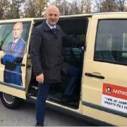 Poznati sudac u starom kombiju obilazi Hrvatsku: NE STAJEM dok ne riješim RH NEPRAVDE i lopova!