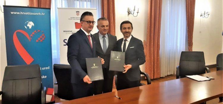 POTPORA strateškim institucijama hrvatskog naroda u BiH: Šest milijuna kuna Sveučilištu u Mostaru i HNK Mostar