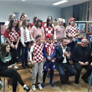 Učenici iz Vukovara, Širokog Brijega i Chicaga istražili zašto je HRVATSKO ZAJEDNiŠTVO važno u sportu