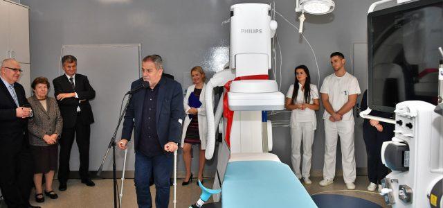 Bolnica Sveti Duh od EU novca kupila najnapredniji RTG uređaj za intervencije na srcu i žilama