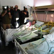 RAST NATALITETA: U bolnici Sveti Duh na Novu godinu rođeno šest beba, lani 23 bebe više nego preklani