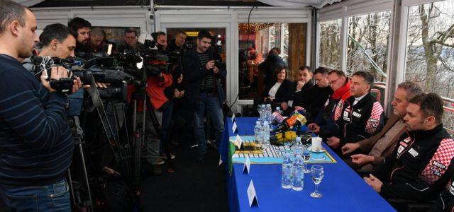 SLJEME KAO PRIMJER: U Zagreb dolaze Slovaci učiti kako se organizira utrka Svjetskog kupa
