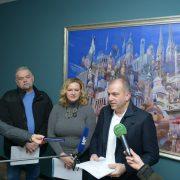 Olivera Majić nova je predsjednica GSV-a Grada Zagreba, slijedi rasprava o konkurentnom gospodarstvu