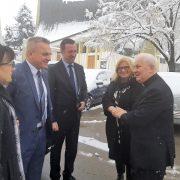 Hrvatsko izaslanstvo s Komaricom i Hrvatima iz Republike Srpske, razgovarali o obnovi kuća i povratku