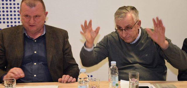 General VLADO ŠINDLER na čelu Foruma branitelja Domovinskog zbora Stranke rada i solidarnosti