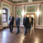 POSJET HRVATIMA U PEČUHU: Istaknuta posebna važnost medija i obrazovanja za Hrvate u Mađarskoj