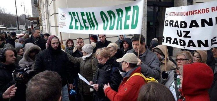 Zeleni odred: Iz prijava krađe trupaca da se zaključiti da pojedinci iz policije ŠTITE KRIMINAL, a progone prijavitelje