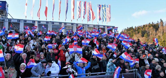 Sljemenske skijaške utrke su NAJGLEDANIJE NA SVIJETU, zimus ih gledalo 27 milijuna ljudi