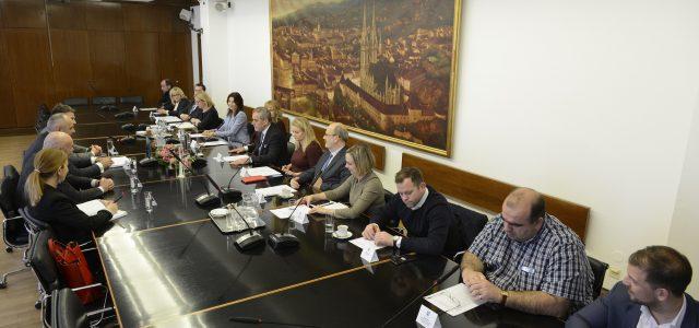 DANI CRNE GORE U ZAGREBU: Bandić primio delegaciju Prijestolnice Cetinje