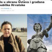 SUTKINJA ZAGRAJSKI znanjem prkosi ovršnoj mafiji, Europski sud će, zahvaljujući njoj, SRUŠITI OVRŠNI ZAKON?!