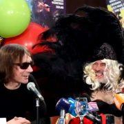 SIRIŠČEVIĆ maskiran u plesačicu najavio vrhunsku karnevalsku zabavu uz PSIHOMODO POP i strastvene BRAZILKE