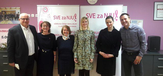 U subotu na Zrinjevcu je Utrka za fajterice, odnosno za sve žene koje se bore s rakom, kao i one koji im pomažu