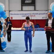 Zagreb napokon dobio pravu veliku gimnastičku dvoranu, najzaslužniji je zlatni Tin Srbić