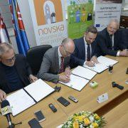 Biootpad iz Zagreba odvozit će se u poduzetničku zonu u Novsku, gdje će graditi postrojenje za obradu otpada