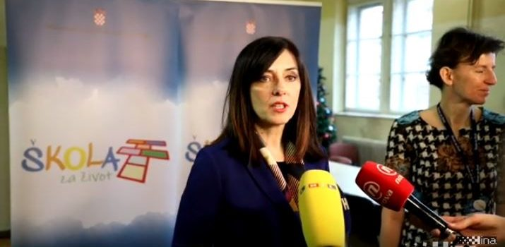 Jesu li hrvatski učenici odjednom postali LIJENI i TUPI ili je školstvo predano u ruke nesposobne žene?