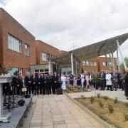 Otvoren novoizgrađeni blok Hrvatske bolnice u Novoj Biloj, poznatoj po velikom stradavanju Hrvata